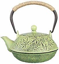 LERDBT Teekannen Weinlese-Wasser-Kessel Tee