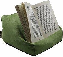 LESEfit Soft antirutsch Lesekissen für Buch &