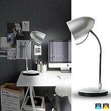 Leselampe Retro Schreibtischlampe Tischlampe