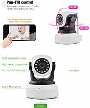 LESHP 720P Wireless IP Kamera