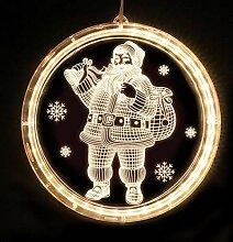 LETILY Weihnachtsbeleuchtung für den Innen- und