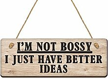 Letitia48Maud I 'm Not Bossy I Just have