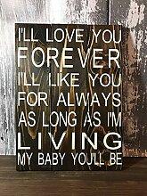 Letitia48Maud Ill Love You Forever Ill Like You