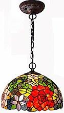 Leuchten gehobenen europäischen Stil Licht Jahrgang Lampe Garten Kronleuchter Decke Restaurantküche Studie Schlafzimmerdecke