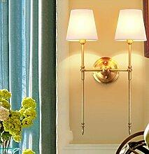Leuchter FUFU US-amerikanischer Country-Wandlampe