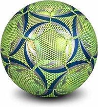 Leuchtfussball Night Kick Led, Leuchtball Kinder,
