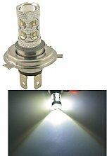 Leuchtmittel, carkingtm Auto H450W 10SMD LED Nebel Licht Kopf Lampe fahren bulb-white (12V 1Stück)