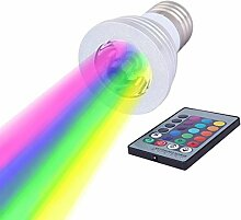 Leuchtmittel LED Strahler GU10RGB dimmbar mit