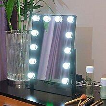 Leuchtspiegel, BadspiegelGroßer Desktop mit