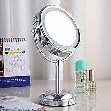 Leuchtspiegel, BadspiegelModeschminkspiegel mit