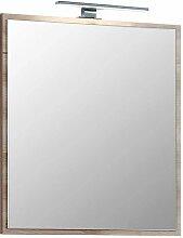 Leuchtspiegel für Bad Buche hell