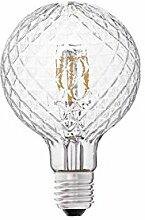 Leuchtturm 17439Deko Lampe G95Filament LED