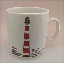 Leuchtturm Becher Ameland Niederlande Holland