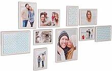 levandeo Bilderrahmen Fotobox - 10 Stück