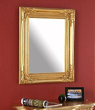 levandeo Spiegel Wandspiegel Flurspiegel Gold