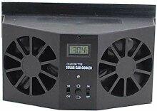 LEXPON 1 Satz Solar Auto Ventilator/doppel Kapuze