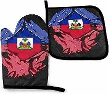 leyhjai Haitianische Stolzflagge Amerikanischer