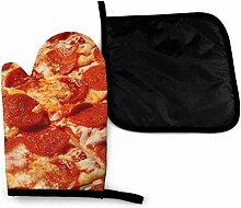 leyhjai Pizza Funny Food Wurst Käse Pizza Funny