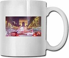 Leyhjai Porzellan Kaffeebecher Ampel Keramik Tasse