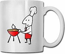 Leyhjai Porzellan Kaffeetasse Kochen Hot Dog
