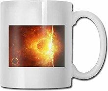 Leyhjai Porzellan Kaffeetasse Space Light