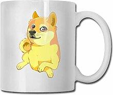Leyhjai Porzellan-Kaffeetasse Süße Hundetier