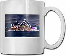 Leyhjai Porzellan-Kaffeetasse Sydney Light Ceramic
