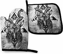 leyhjai Wicca Wicca Star Triangle Schaf Grüner
