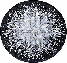 LEZ-Teppich Einfache Runde Teppich