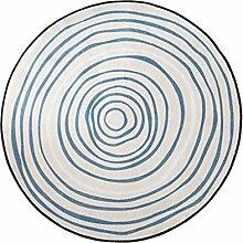LEZ-Teppich Einzigartige Kreative Runde