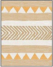LEZ-Teppich Zeitgenössische Geometrische Design
