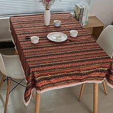 LF&F Lace TischtüCher Nationale Stil Tischdecken