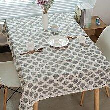 LF&F Moderner Stil Baumwolle Und Leinen Material