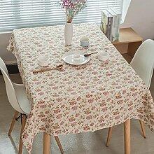 LF&F Rosen Blumen Tischdecken Tischdecke Im