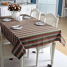 LF&F TischtüCher Hochwertige Baumwolle Polyester