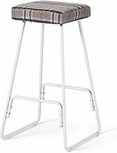 LF-Stühle Kreative Eisen Barhocker Hohe Hocker