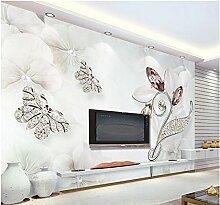 Lfgong Tapete 3D Wallpaper Für Zimmer 3