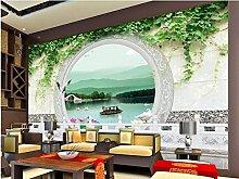 Lfgong Tapete 3D Wallpaper Für Zimmer Marmor