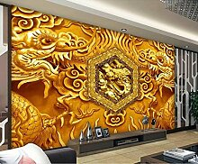 Lfgong Tapete Chinesische Wandmalereien Wallpaper