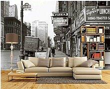 Lfgong Tapete Home Dekoration 3D Wandbilder