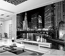 Lfgong Tapete Home Dekoration Fenster Wandbild