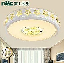 LFNRR LED Deckenleuchte Schlafzimmer den Balkon design Deckenleuchten minimalistischen modernen Lampe