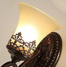 lfnrr-Stil minimalistischen Wand Lampe Nachttischlampe Schlafzimmer Spiegel Lampe Korridor Wand Lampen Die beste Qualitä
