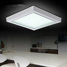 LFNRR Stile LED-Deckenleuchten Lampe Bad,8W