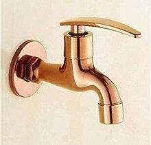 LFTS Wasserhahn Stil Roségold Wasserhahn