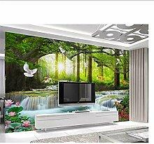 LFVGUIOP Beibehang 3D-Tapete mit