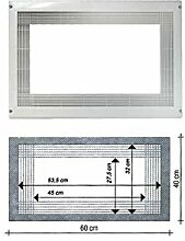 LG–Rahmen Mikrowelle weiß für Mikrowelle