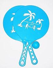 Lg-Imports Beach Ballspiel 2 Schläger + 1 Ball im