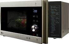LG Mikrowelle MH 6565 CPS, Grill, 1000 W, Smart