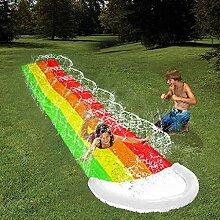 Lgan Wasserrutsche Gartenschlauch,475cm